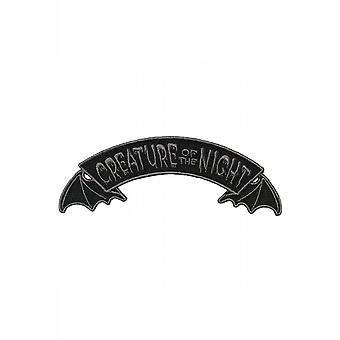 夜のアーチ パッチの Kreepsville 666 クリーチャー
