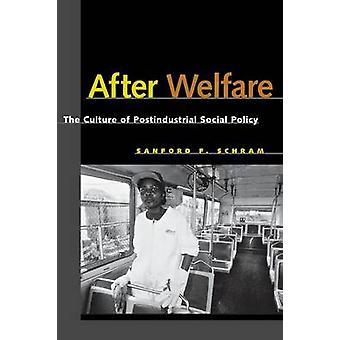 Efter velfærd kultur postindustrielle socialpolitiske af Schram & Sanford F.