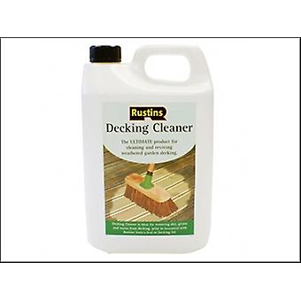 Rustins Deck Cleaner 4 litros
