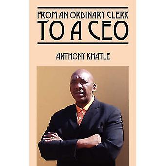 Von einem gewöhnlichen Schreiber, CEO von Khatle & Anthony Vuyisile Gladwin