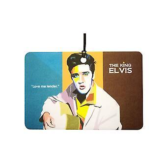 Elvis Love Me Tender bil luftfriskere