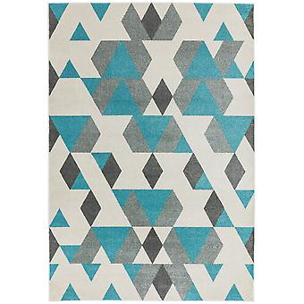 Colt Cl17 Pyramid Rugs In Blue By Asiatic