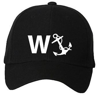 Wanker Black Cap