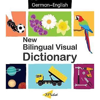 New Bilingual Visual Dictionary English-German by Sedat Turhan - Anna