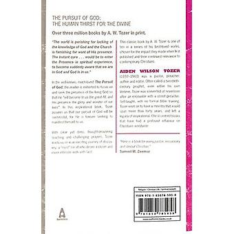 The Pursuit of God by A. W. Tozer - 9781850785958 Book