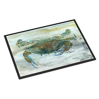 Crab a leg up Watercolor Indoor or Outdoor Mat 24x36