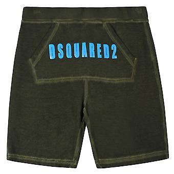 Dsquared2 logo Print Jogger shorts
