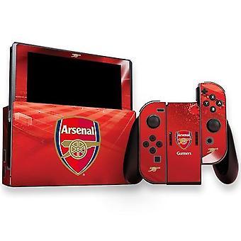 Officiel Arsenal FC console & Controller Skin pour Nintendo Switch