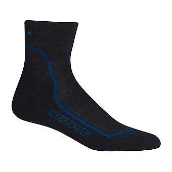 Icebreaker Jet Mens Hike+ Light Mini Socks