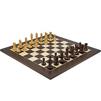 Broadbase Grand Deluxe Rosewood Chess Sett
