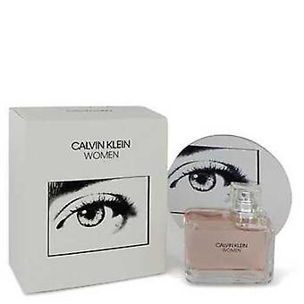 Calvin Klein Woman By Calvin Klein Eau De Parfum Spray 3.4 Oz (women) V728-542707