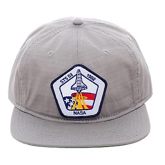 Baseball Cap - NASA - Patch Grau Snapback neue sb4slpbuz