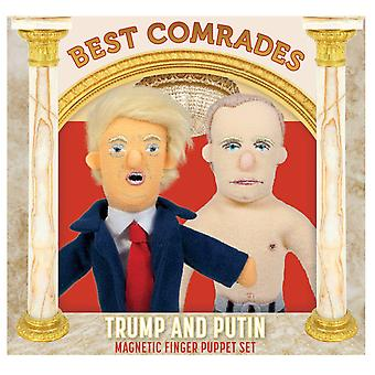 Finger Puppet - UPG - Trump and Putin Best Comrades 5044