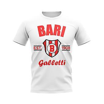 Camiseta de fútbol establecido en Bari (blanco)