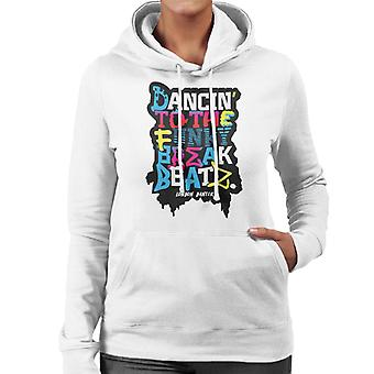 London Banter Break Beatz Women's Hooded Sweatshirt