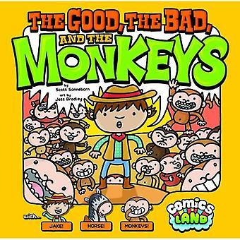Il buono, il cattivo e le scimmie