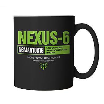 Nexus 6 Blade Runner Inspired, Mug