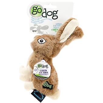 goDog Wildlife with Chew Guard Small-Rabbit 770281
