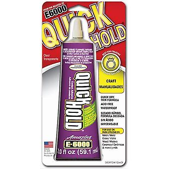 E6000 Quick Hold Adhesive 2 Ounces 380722