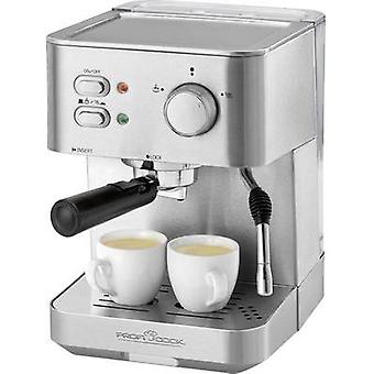 Espresso maker Profi Cook PC-ES 1109 Stainless steel, Black 1050