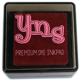 Your Next Stamp Premium Dye Ink Cube-Pink Flamingo YNSIC002