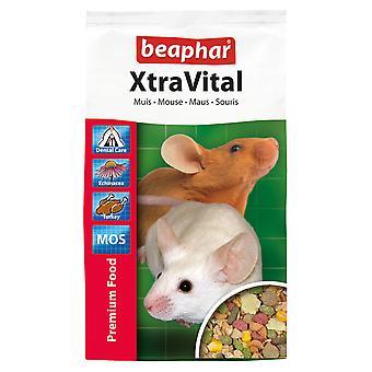 Beaphar Xtravital muis voedsel 500g