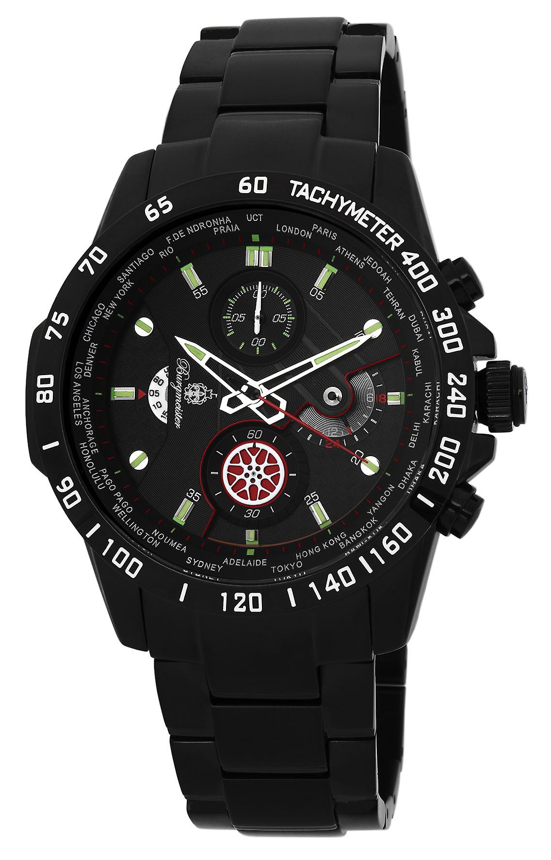 Burgmeister gents chronograph Frisco, BMS01-622