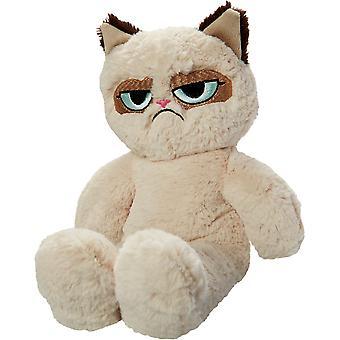 Grumpy Cat Dog Toy Floppy Plush Cat 37cm