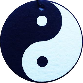 Yin Yang Car Air Freshener