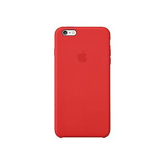 Mobiele telefoon dekking-leder-rood-voor iPhone 6 Plus en iPhone 6s Plus