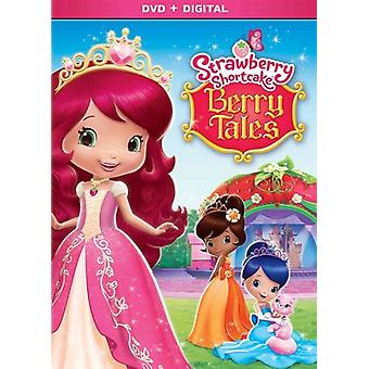 Strawberry Shortcake: Berry Tales [DVD] USA import