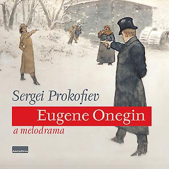 Prokofiev / Meduna / Mikeska / Herzinova - Melodrama [CD] USA import
