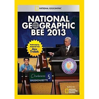 Nationella geografiska Bee 2013 [DVD] USA import