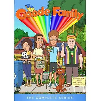 Goode Family: Complete Series [DVD] USA import