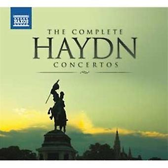 J. Haydn - The Complete Haydn Concertos [CD] USA import
