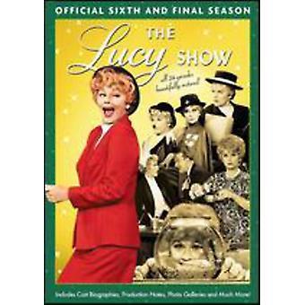 Lucy Show - Lucy Show: Importazione stagione 6 [DVD] Stati Uniti d'America