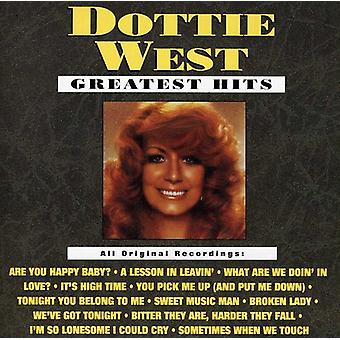 Dottie West - Greatest Hits [CD] USA import
