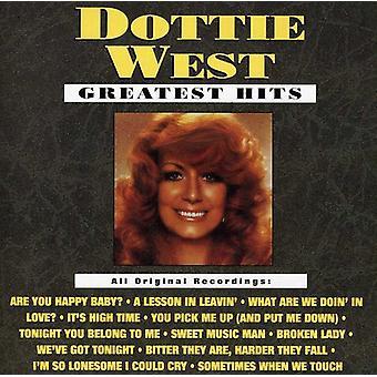 Dottie West - importación de Estados Unidos Greatest Hits [CD]