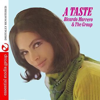 Ricardo Marrero - Taste [CD] USA import