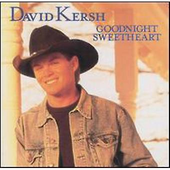 David Kersh - importación de Estados Unidos Buonas noches amor [CD]