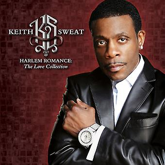 Keith Sweat - Harlem Romance: The Love Collection [CD] USA import