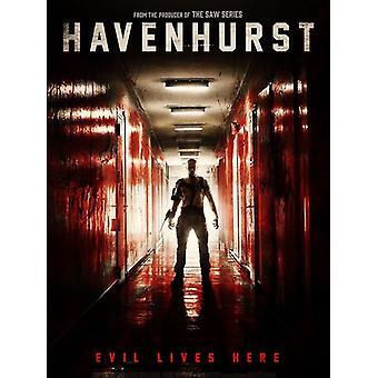 Havenhurst [DVD] USA importerer