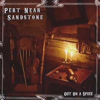 Pert Near Sandstone - Out on a Spree [CD] USA import