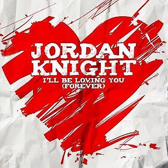 Jordan Knight - werde ich dich (Forever) [CD] USA Import zu lieben