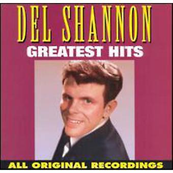 Del Shannon - importación de Estados Unidos Greatest Hits [CD]