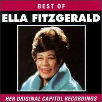 Ella Fitzgerald - Best of Ella Fitzgerald [CD] USA import
