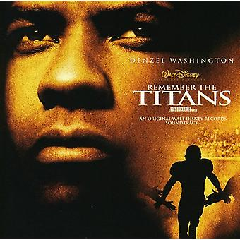Various Artists - Remember the Titans [CD] USA import