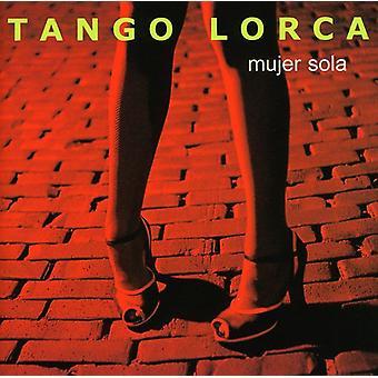 Tango Lorca - Mujer Sola [CD] USA import