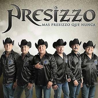 Presizzo - Mas Presizzo Que Nunca [CD] USA importerer
