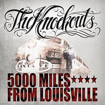Udskæringer - 5000 Miles fra Louisville [CD] USA import